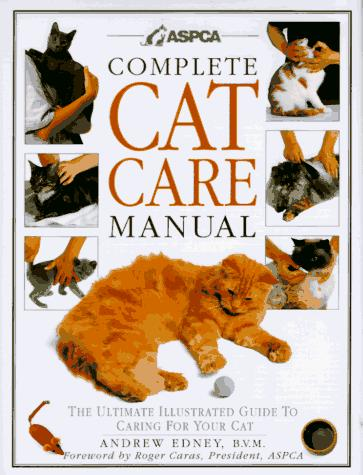 Download ASPCA complete cat care manual