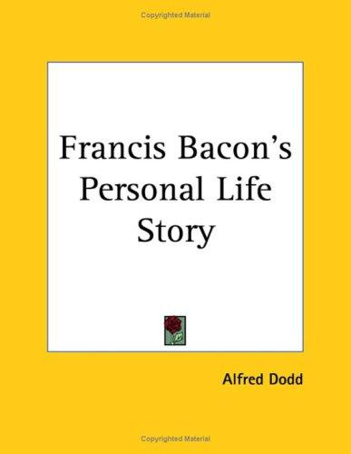 Download Francis Bacon's Personal Life Story