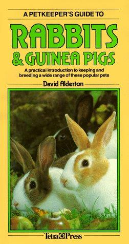 Download A Petkeepers Guide to Rabbits & Guinea Pigs