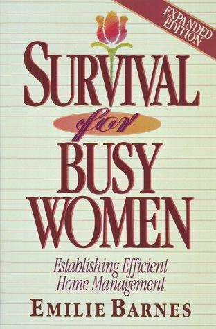 Download Survival for busy women