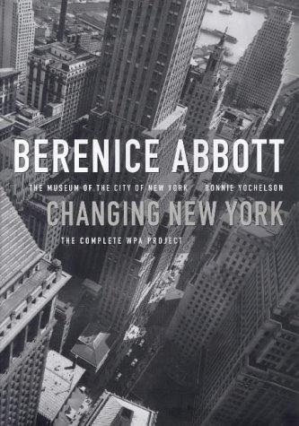 Image for Berenice Abbott: Changing New York
