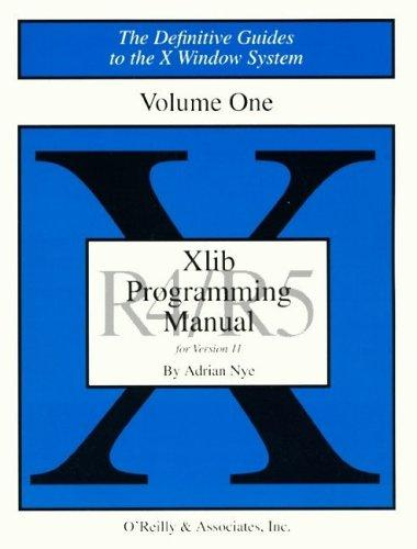 Download Xlib programming manual