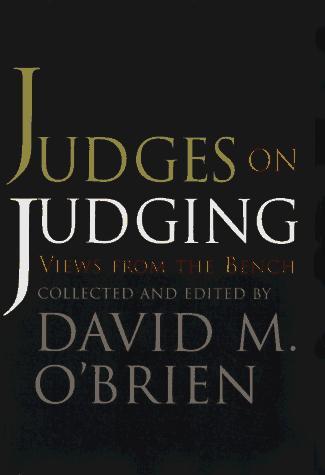 Download Judges on Judging