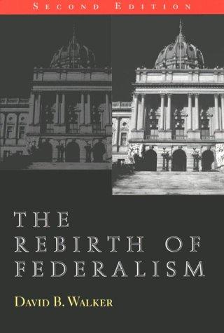 Download The Rebirth of Federalism