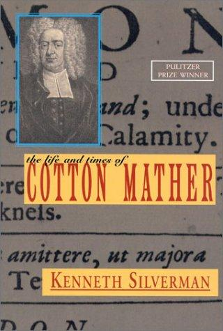 Download The Life and Times of Cotton Mather