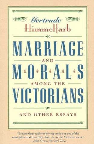 Download Marriage and Morals Among the Victorians