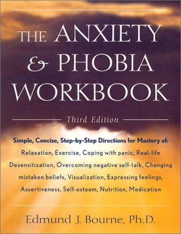 Download The Anxiety & Phobia Workbook