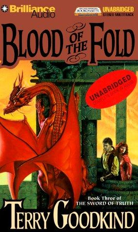 Download Blood of the Fold (Sword of Truth, 3) (Bookcassette(r) Edition)