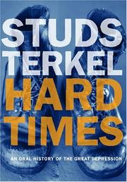 Hard Times: An Oral History Of The Great Depression PDF Download