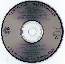 John Williams - Duo concertante in E Minor, Op. 25