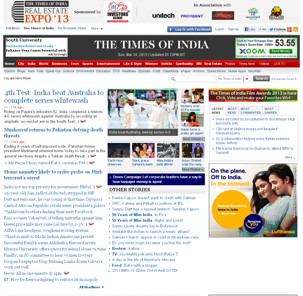 The Times of India