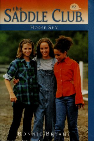 Cover of: Horse shy | Bonnie Bryant