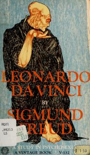 Cover of: Leonardo da Vinci | Sigmund Freud