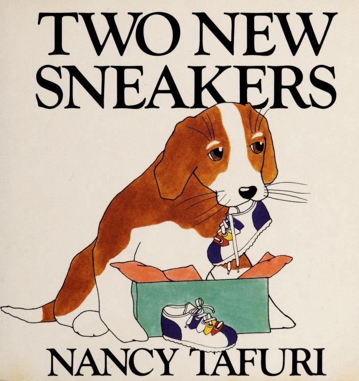 Two new sneakers by Nancy Tafuri