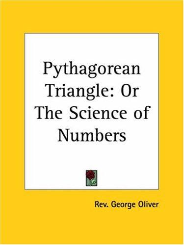 Pythagorean Triangle by George Oliver