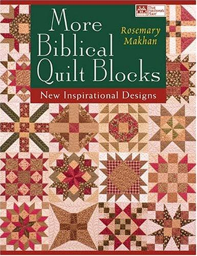 More Biblical Quilt Blocks by Rosemary Makhan