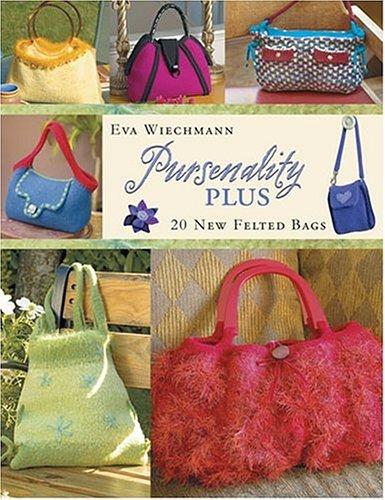 Image 0 of Pursenality Plus: 20 New Felted Bags
