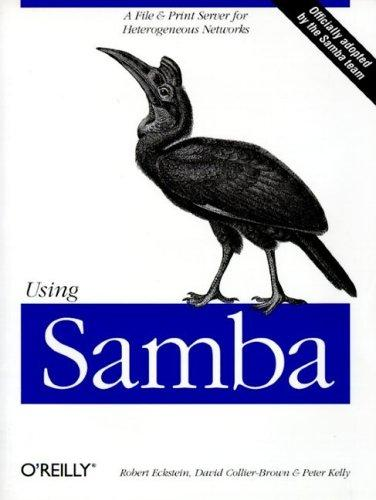Using Samba by Robert Eckstein