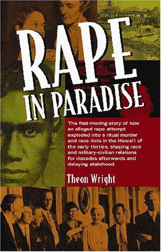 Rape In Paradise by Theon Wright