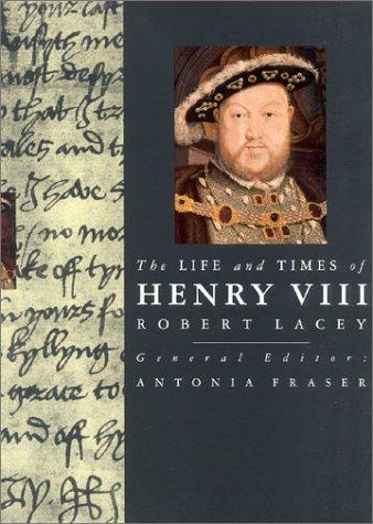 Henry VIII by Robert Lacey