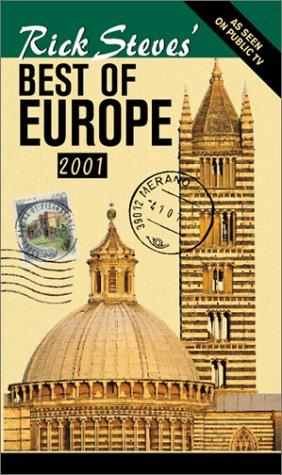 Rick Steves' Best of Europe 2001 (Rick Steves' Best of Europe, 2001) by Rick Steves